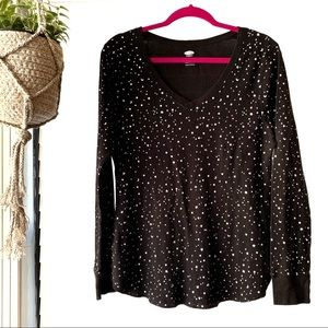 Moon and Stars Thermal Top